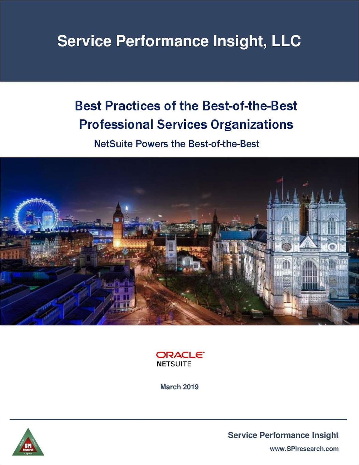 Introducing the 2018 Best-of-the-Best Professional Services Organizations
