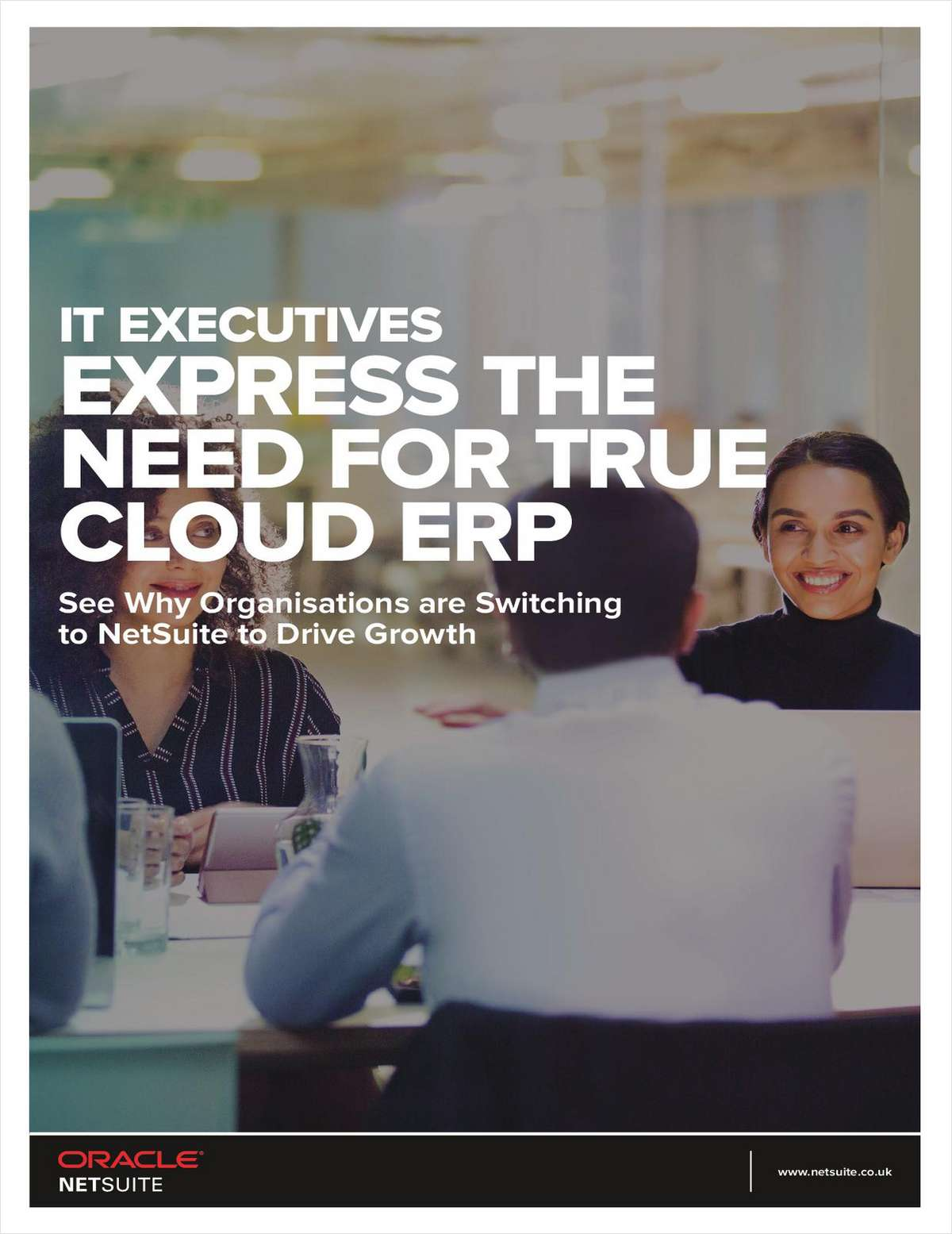 IT Executives Express the Need for True Cloud ERP