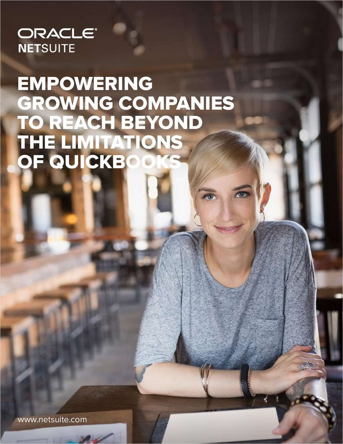 Empowering Growing Companies to Reach Beyond the Limitations of QuickBooks