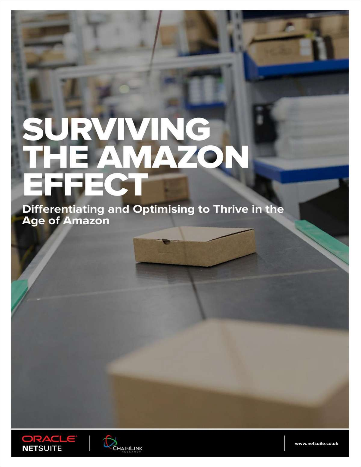 Surviving the Amazon Effect