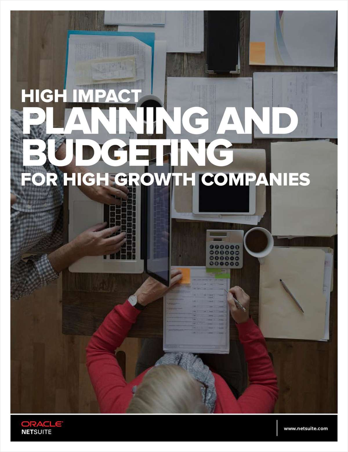 High Impact Planning and Budgeting For High Growth Companies