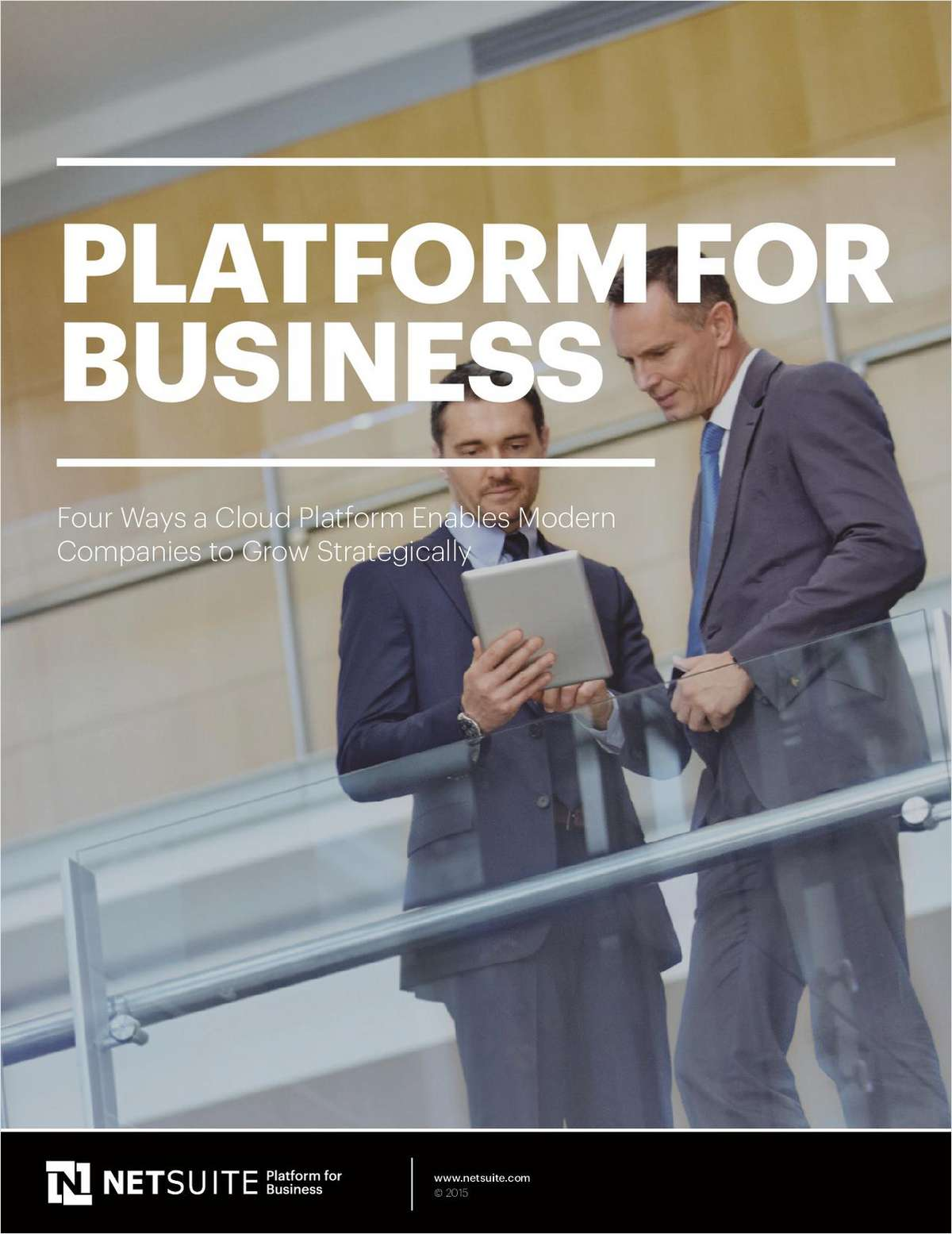 Cloud Platform for Business