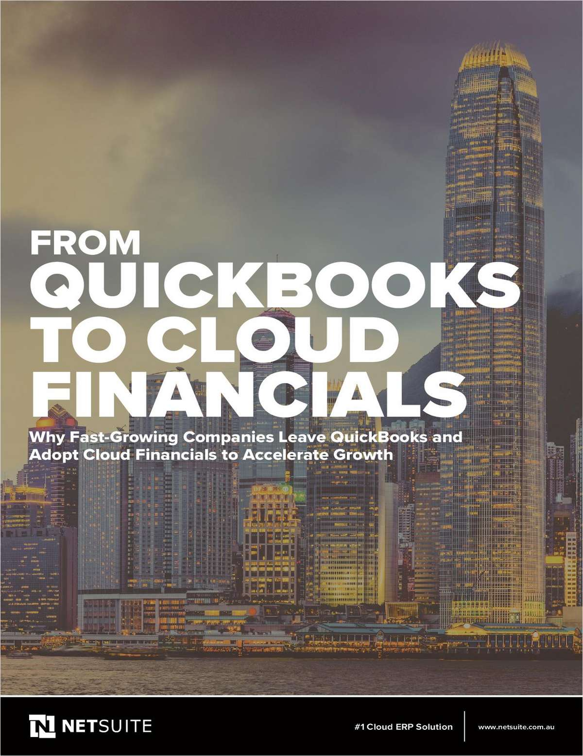 Why Fast-Growing Companies Leave Quickbooks and Adopt Cloud Financials