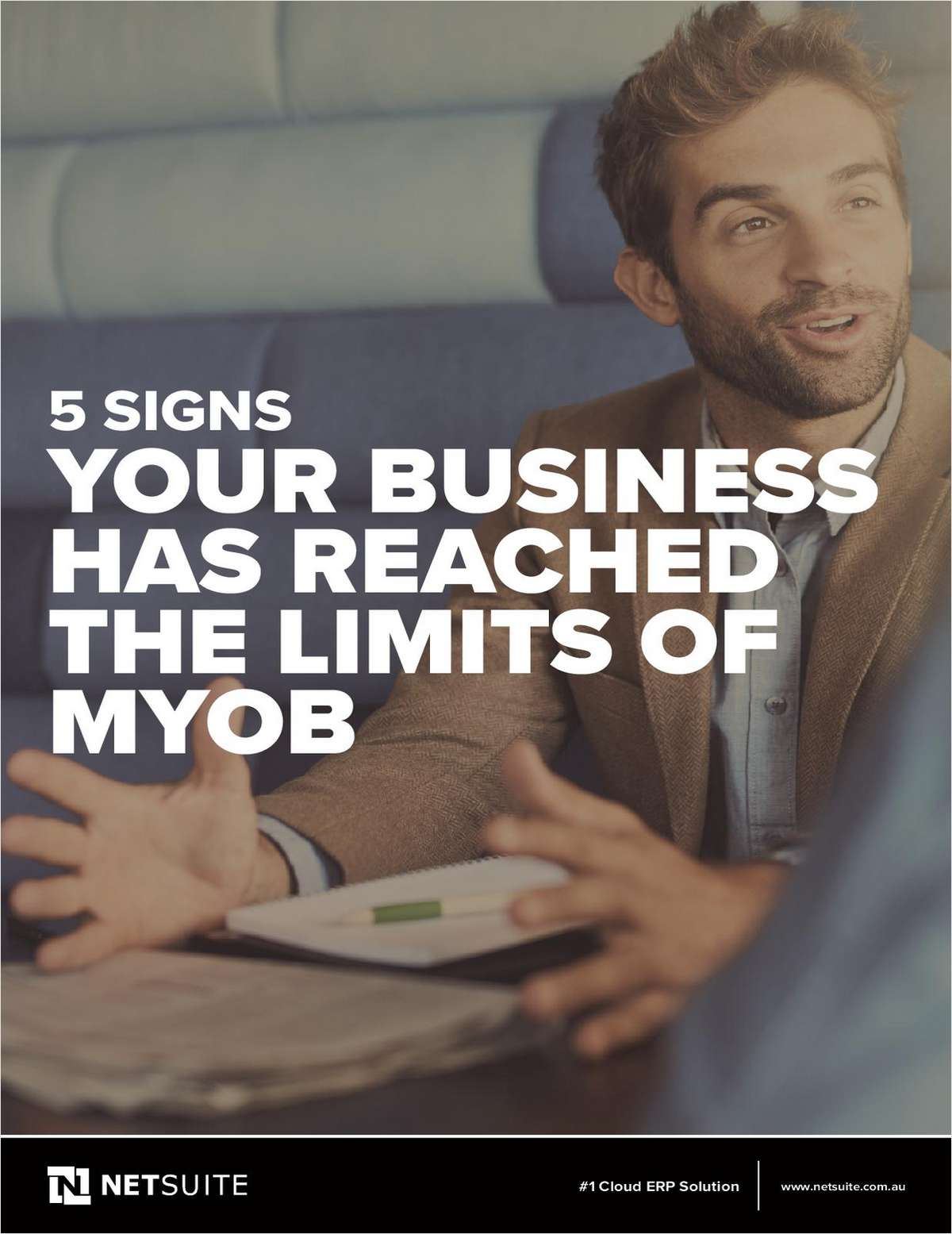 5 Signs Your Business Has Reached the Limits of MYOB