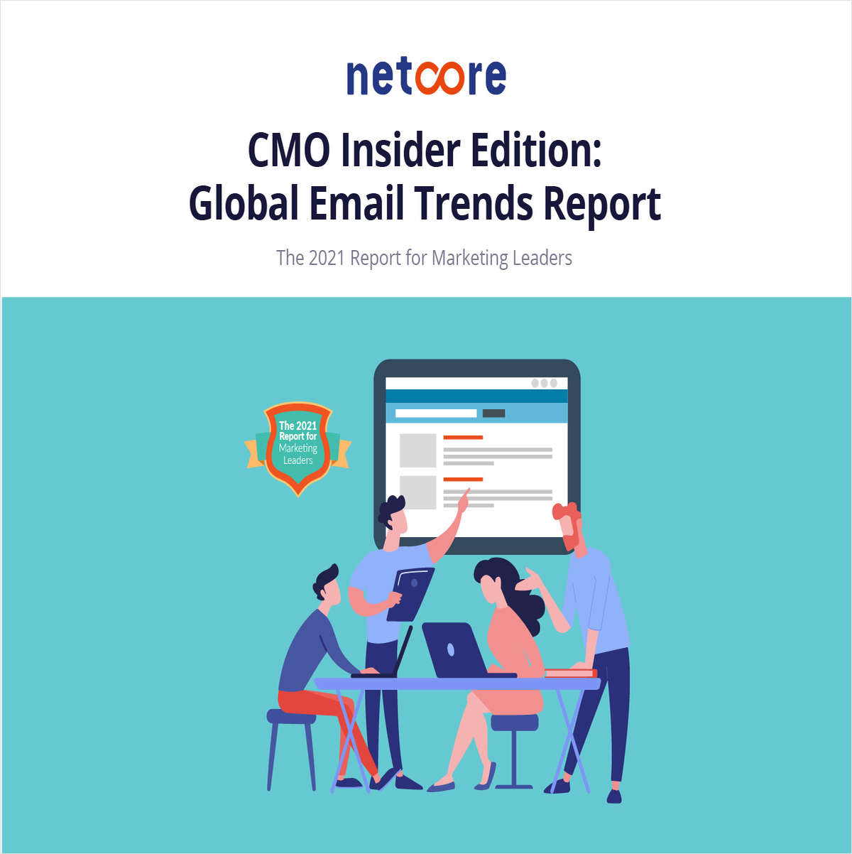 CMO Insider Edition: Global Email Trends Report 2021