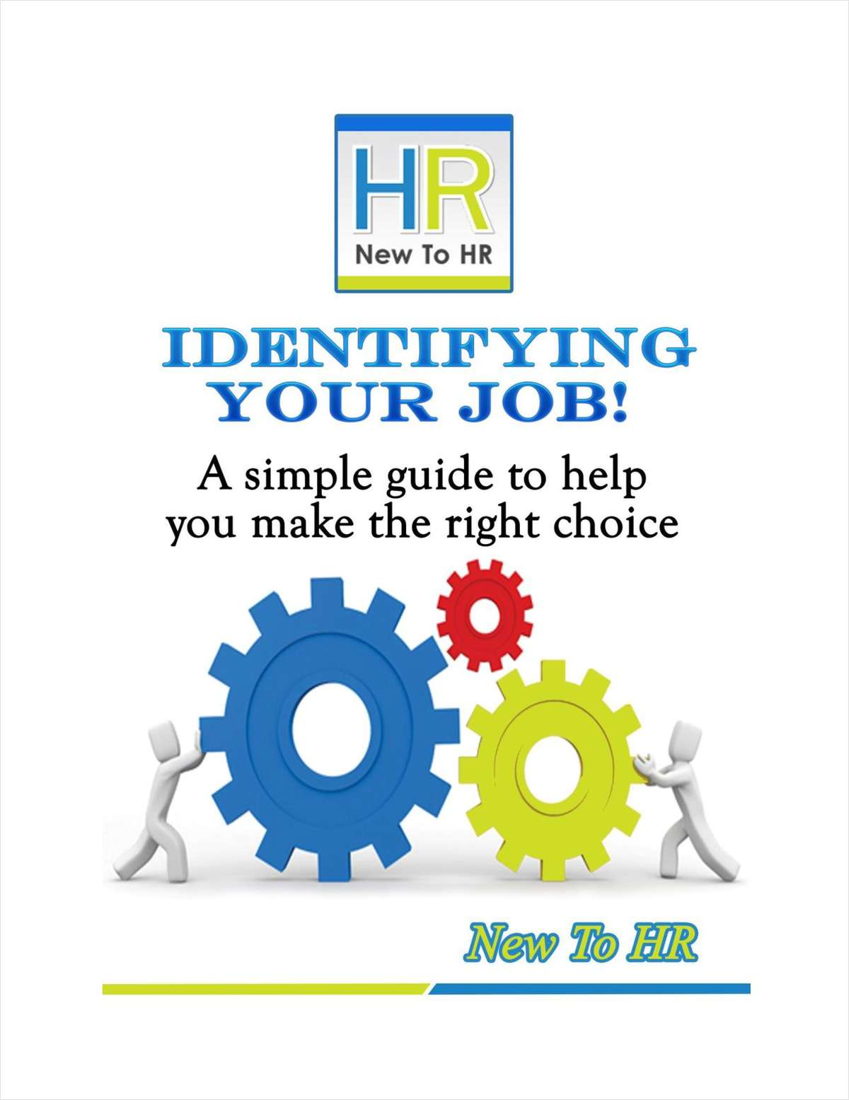 Identifying Your Job!