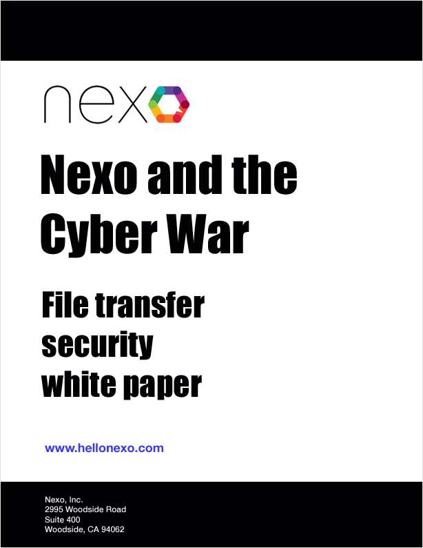 Nexo and the Cyber War
