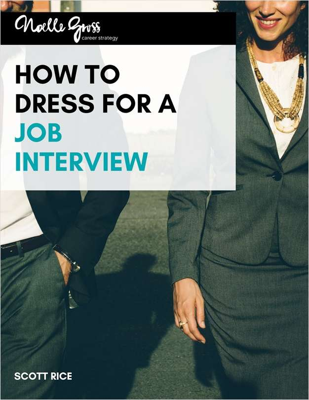 How To Dress For a Job Interview
