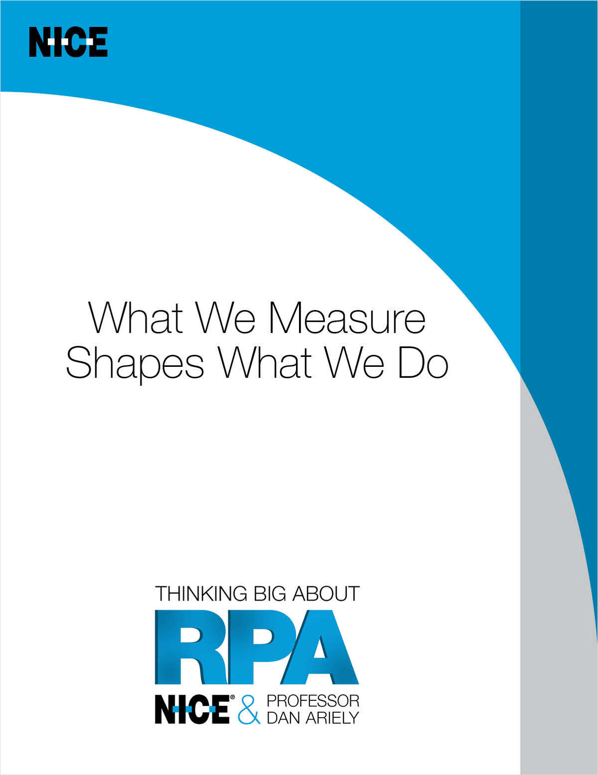How Being Measured Shapes What You Do