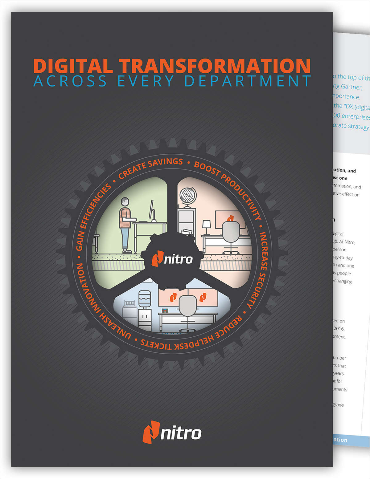 Digital Transformation Across Every Department