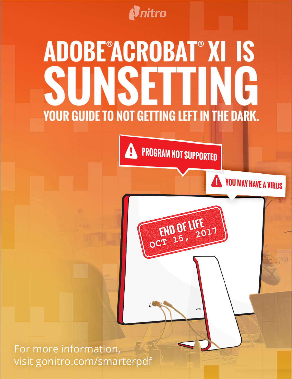 Navigating Adobe® Acrobat XI® End of Life: Are Your Documents at Risk?