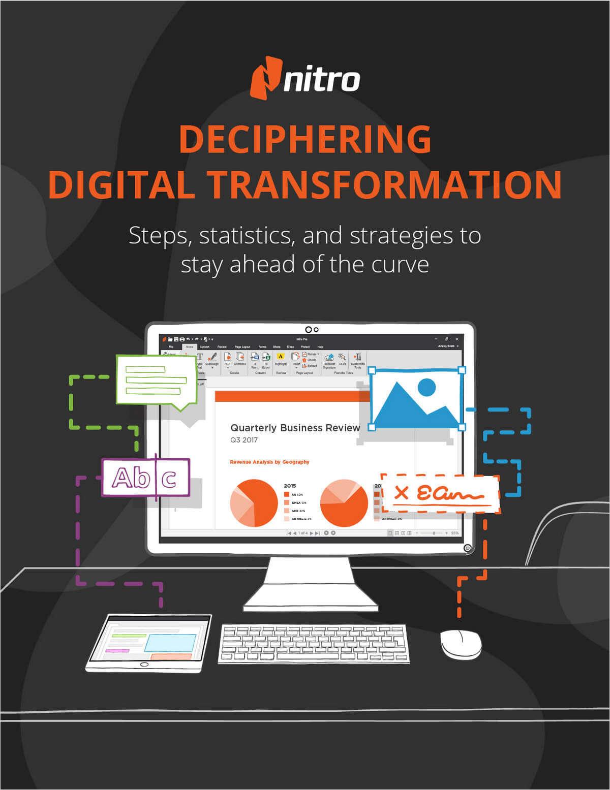 Deciphering Digital Transformation