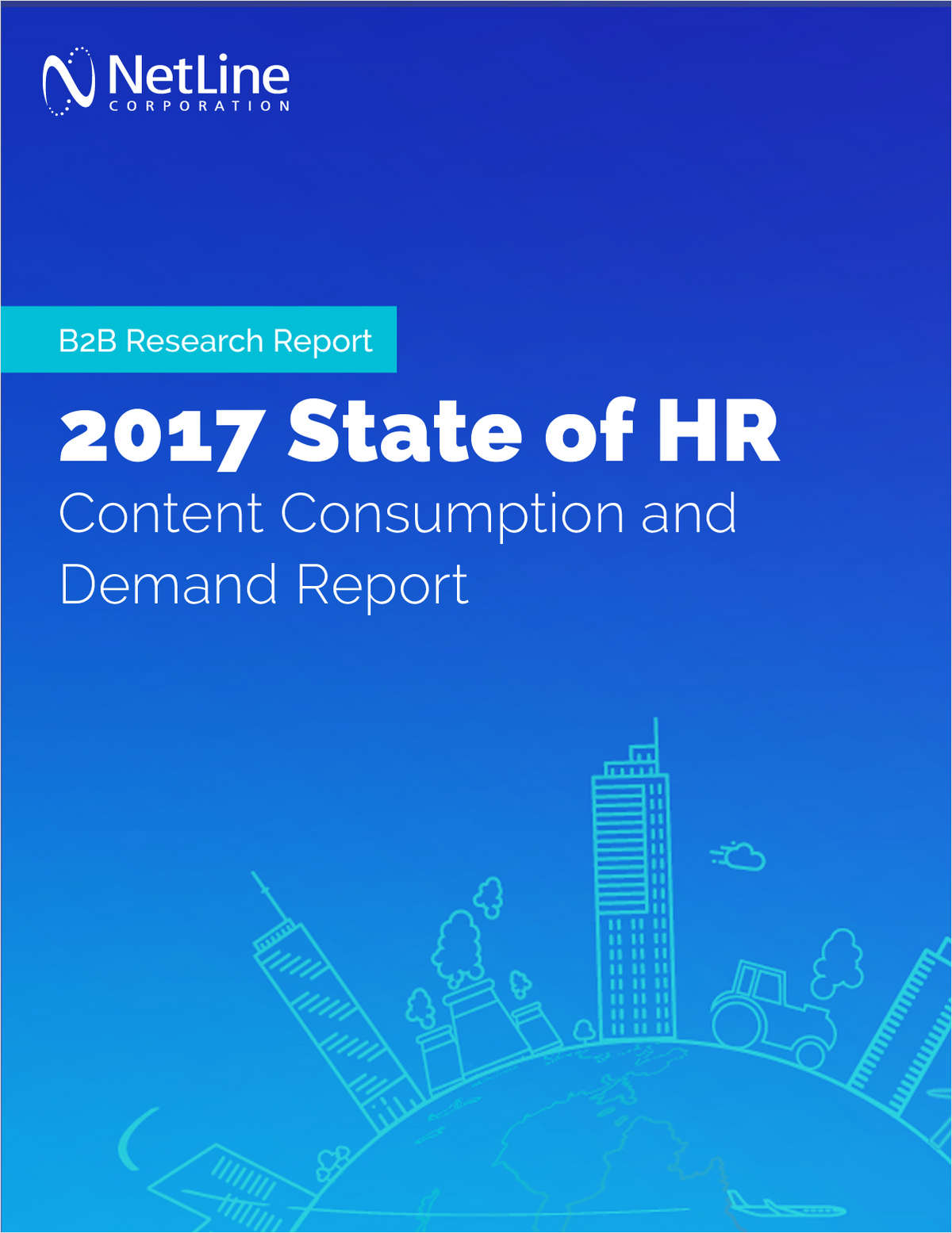 2017 State of HR Content Consumption and Demand Report for HR Marketers