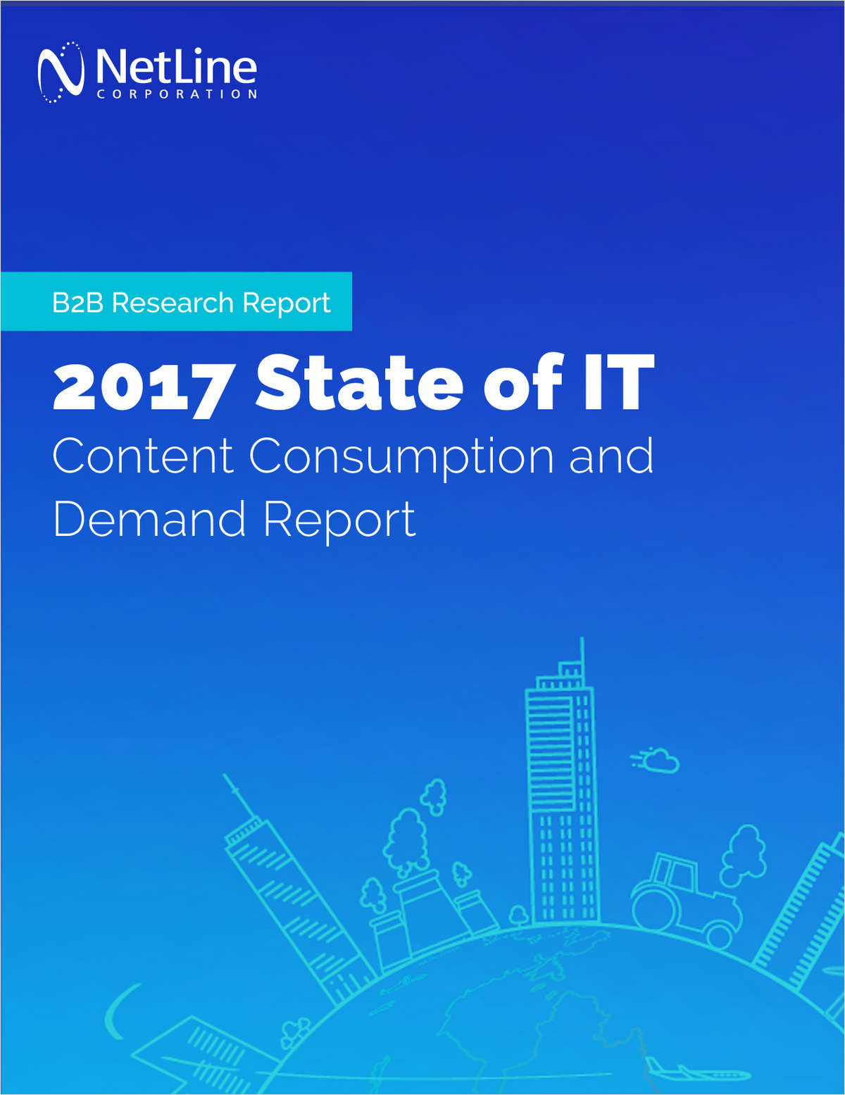 2017 State of IT Content Consumption and Demand Report for IT Marketers