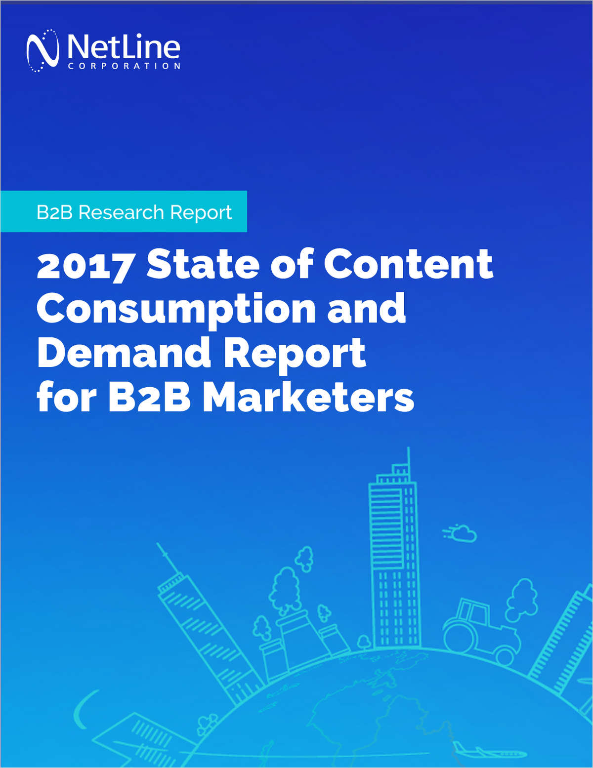 2017 State of Content Consumption and Demand Report for B2B Marketers