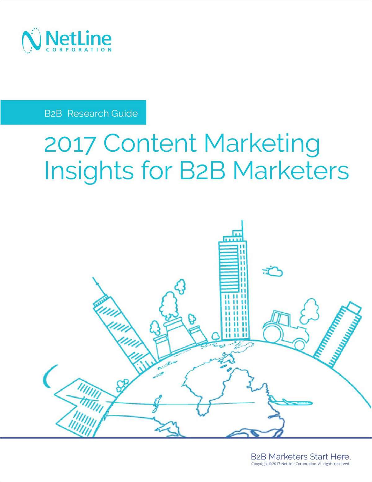 2017 Content Marketing Insights for B2B Marketers