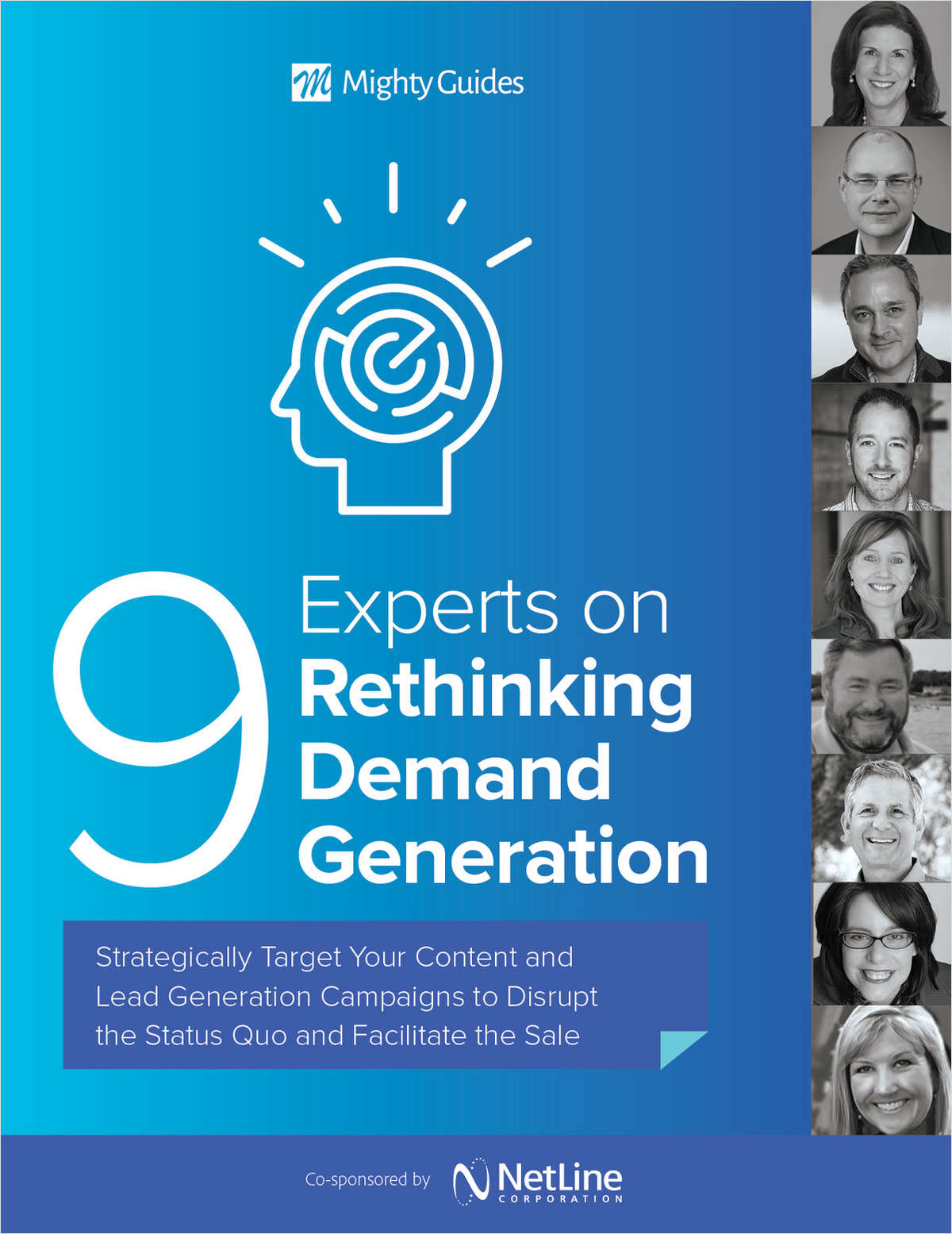 9 Experts Rethinking Demand Generation