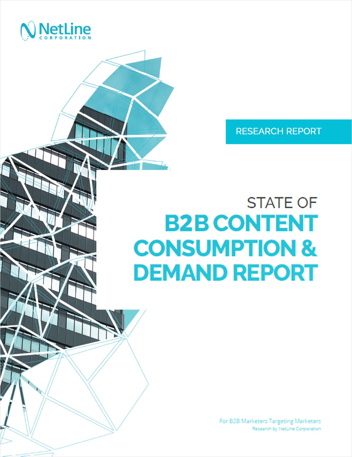 2018 State of B2B Content Consumption and Demand Report for Marketers