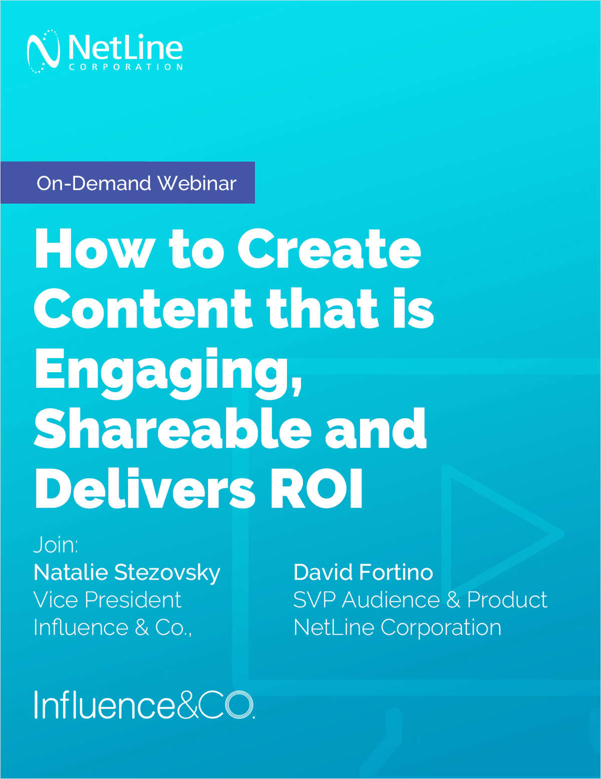 How to Create Content that is Engaging, Shareable and Delivers ROI