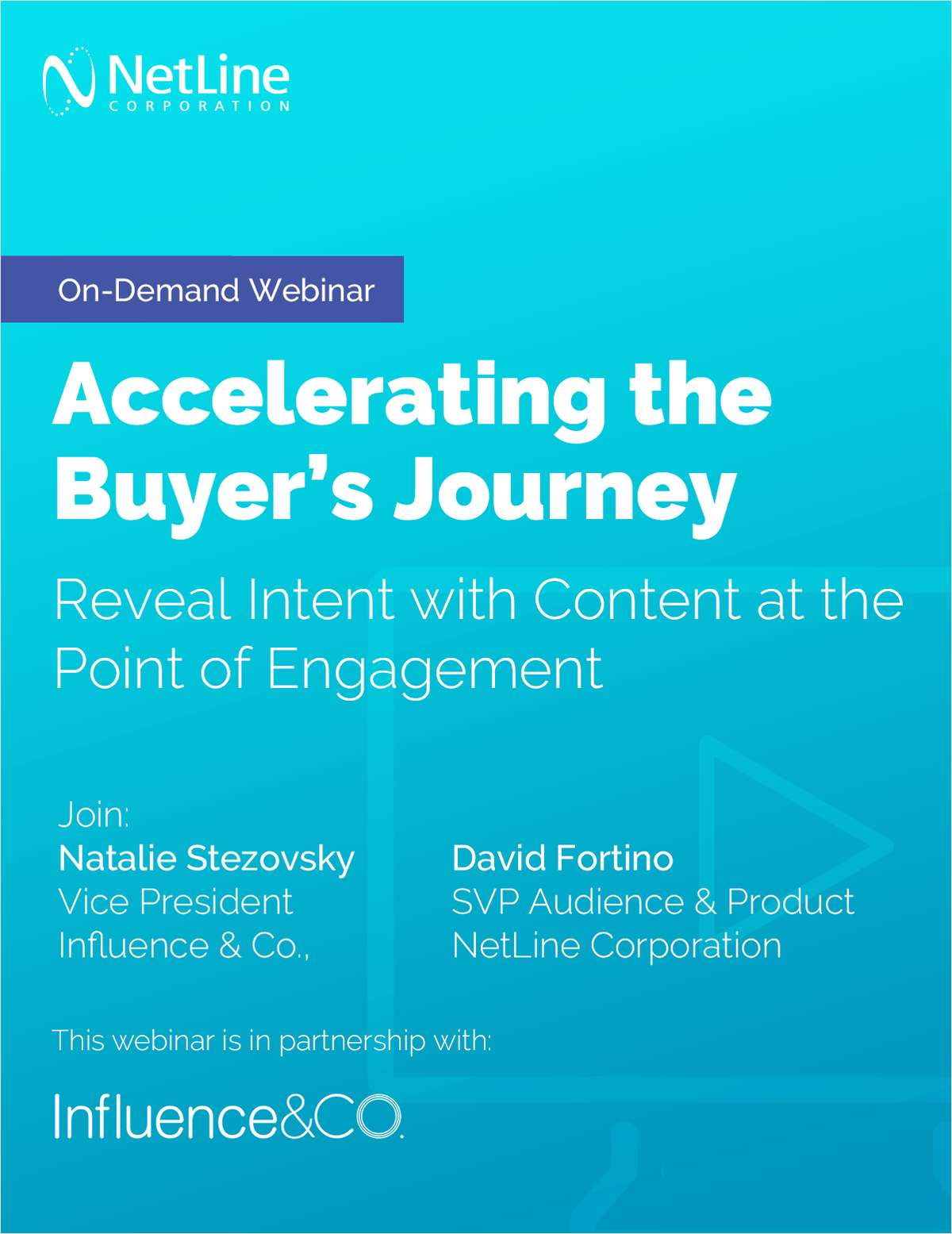 Accelerating the Buyer's Journey: Reveal Intent with Content at the Point of Engagement