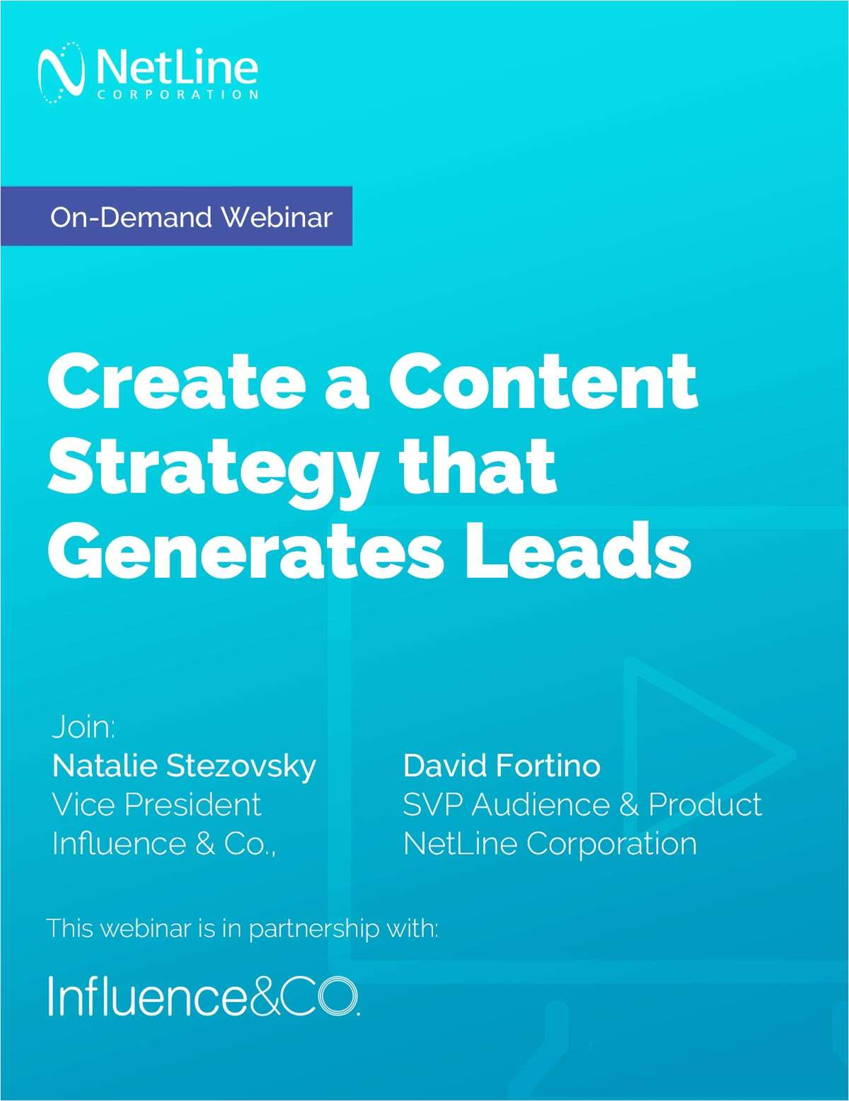 Create a Content Strategy that Generates Leads