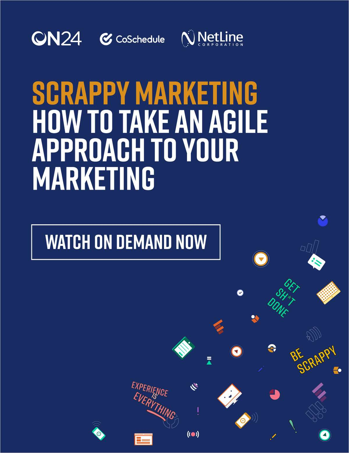 Scrappy Marketing Series: How to Take an Agile Approach to Your Marketing