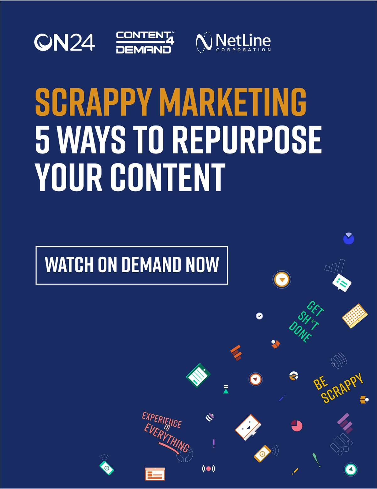 Scrappy Marketing Series: 5 Ways to Repurpose Your Content