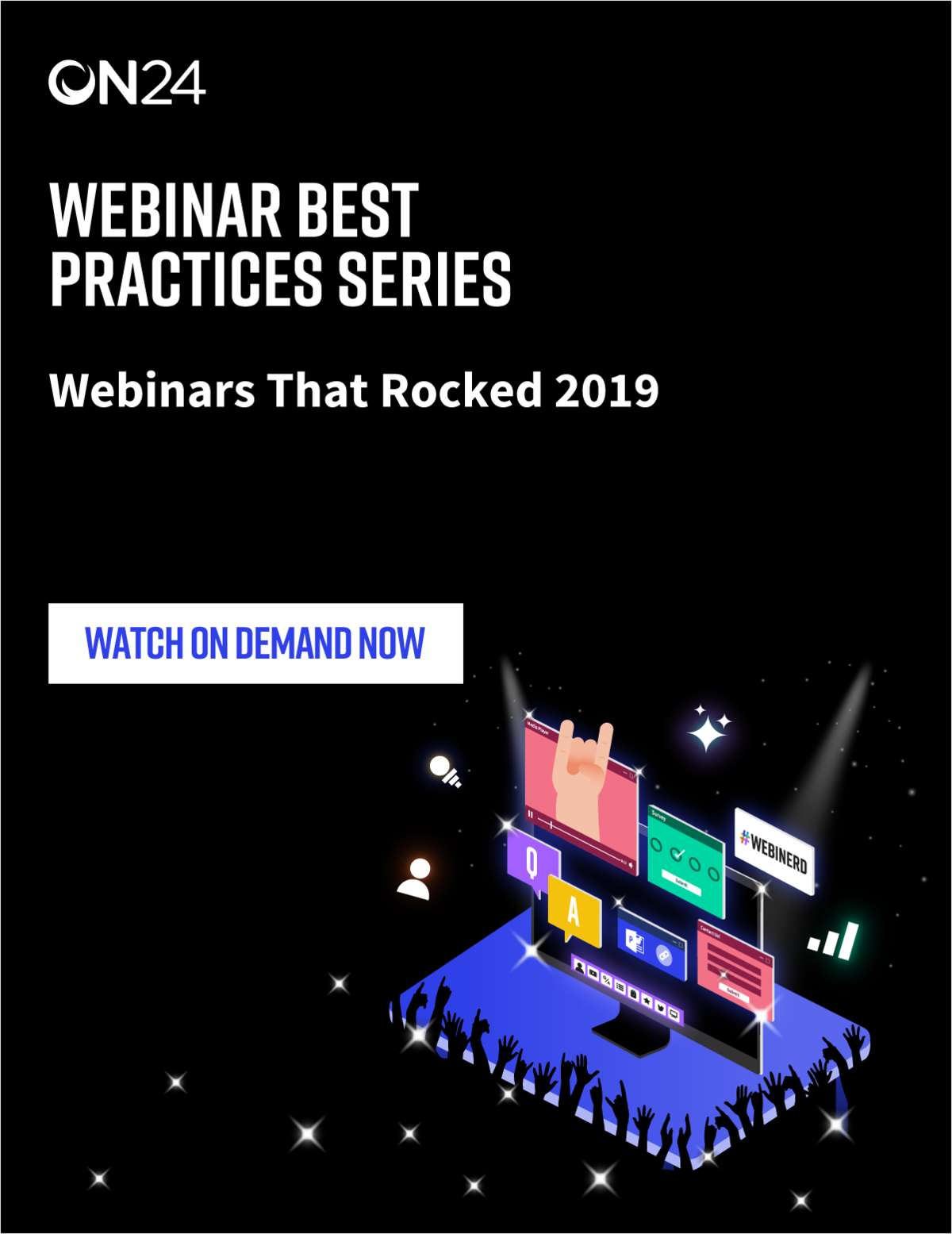 Webinar Best Practices Series: Webinars That Rocked 2019