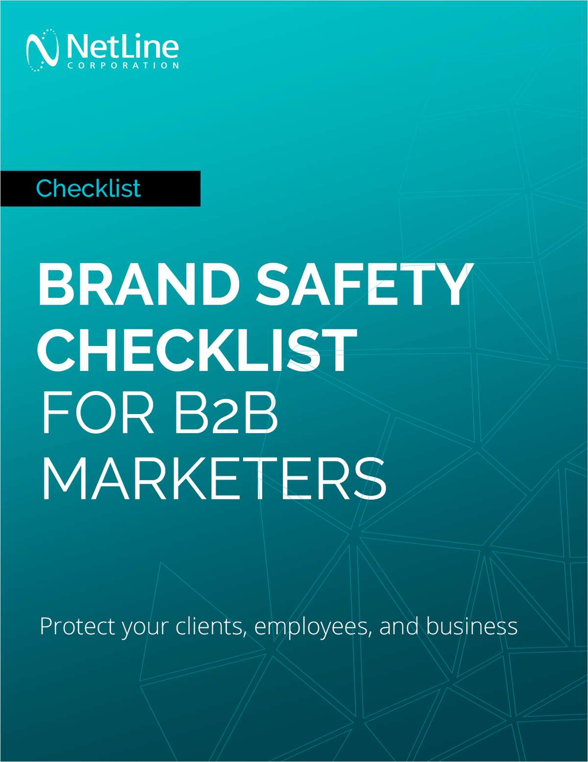 Brand Safety Checklist for B2B Marketers