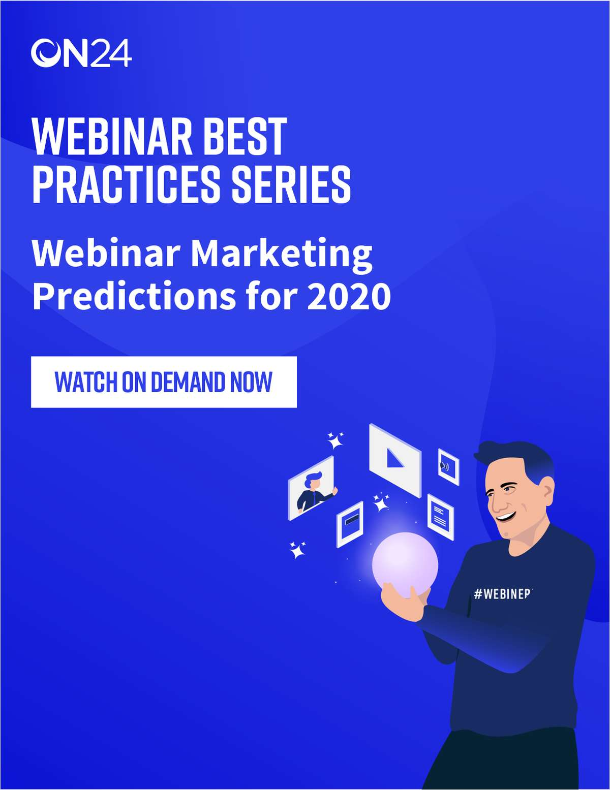 Webinar Marketing Predictions for 2020