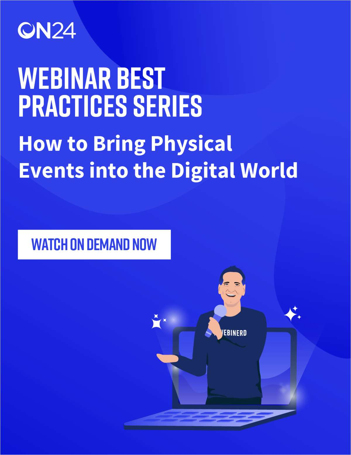 How to Bring Physical Events into the Digital World
