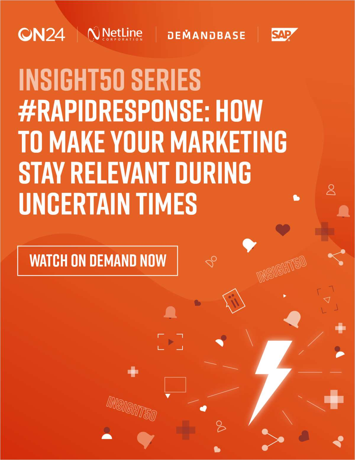 #RapidResponse: How to Make Your Marketing Stay Relevant During Uncertain Times