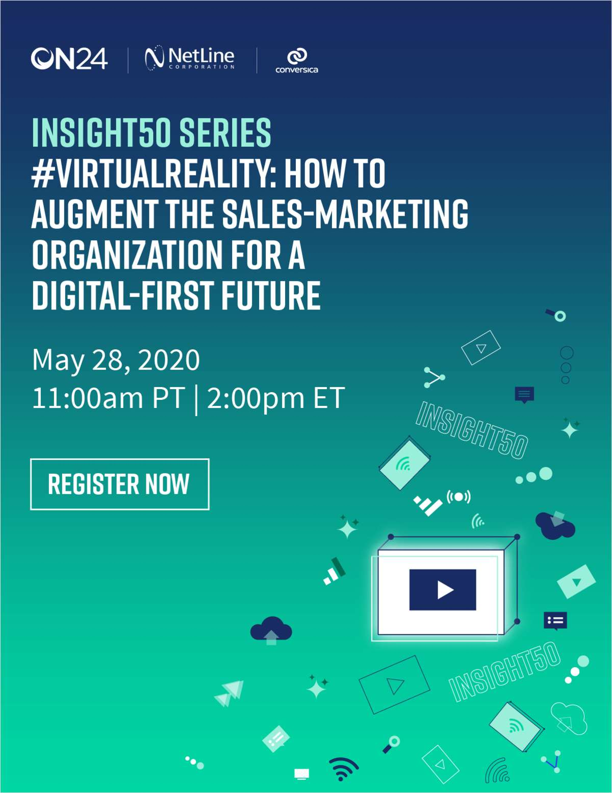 #VirtualReality: How to Augment the Sales-Marketing Organization for a Digital-First Future