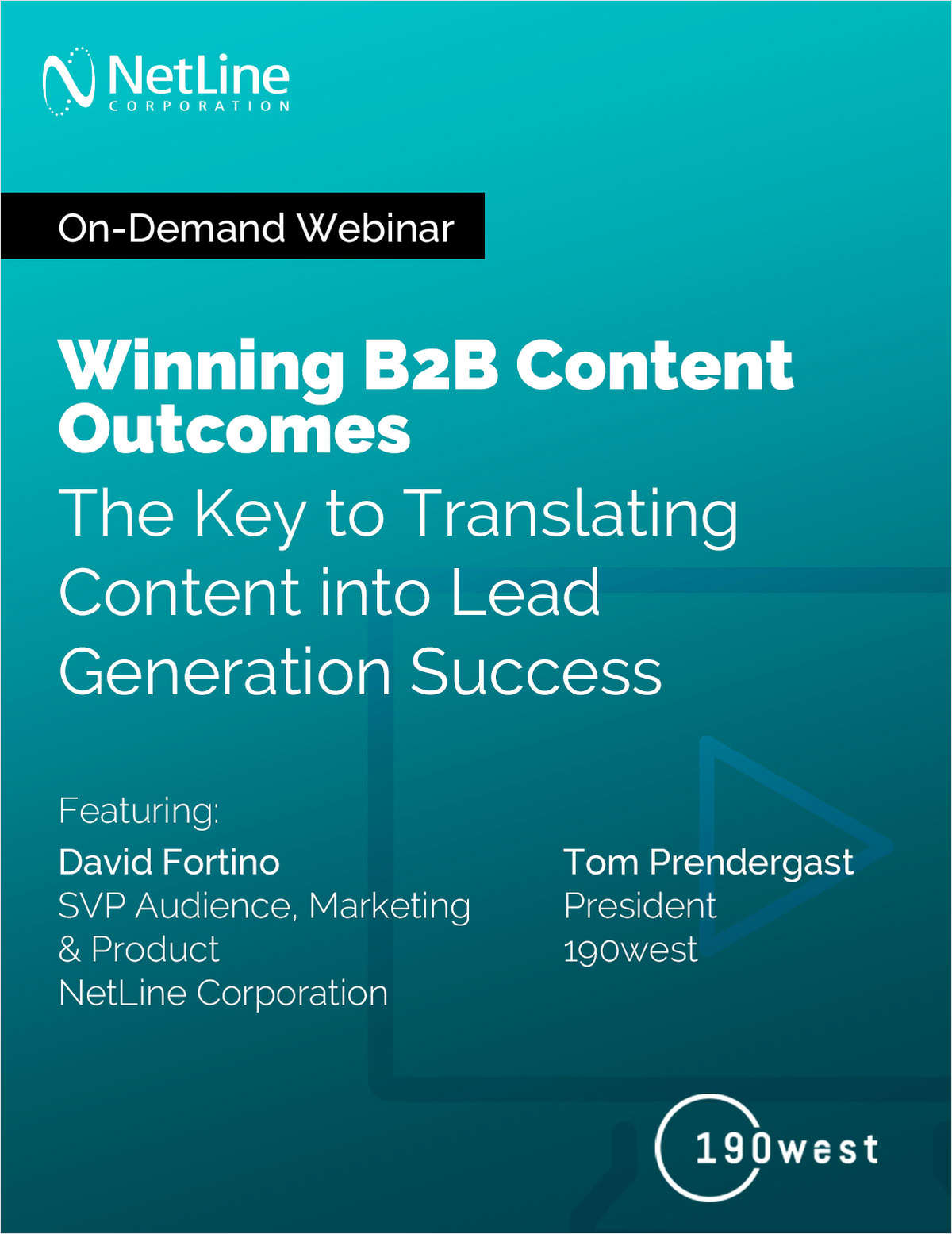 Winning B2B Content Outcomes: The Key to Translating Content into Lead Generation Success