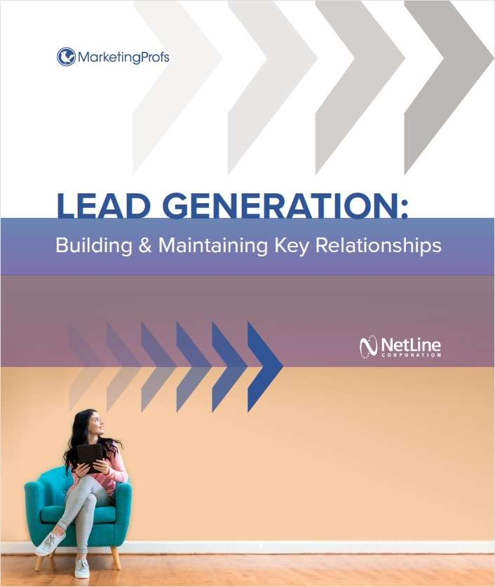 Lead Generation: Building & Maintaining Key Relationships