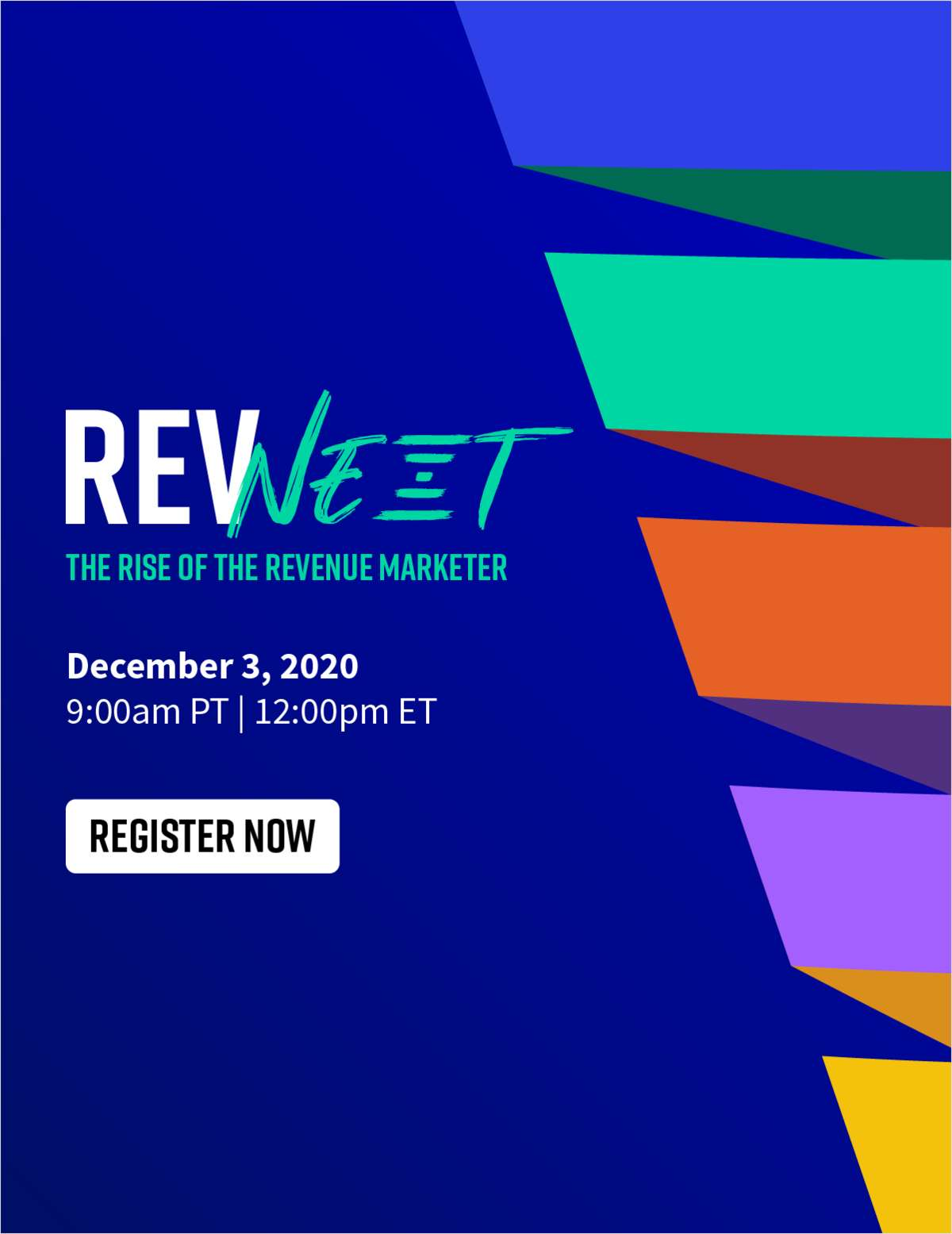 RevNEXT Summit: The Rise of the Revenue Marketer
