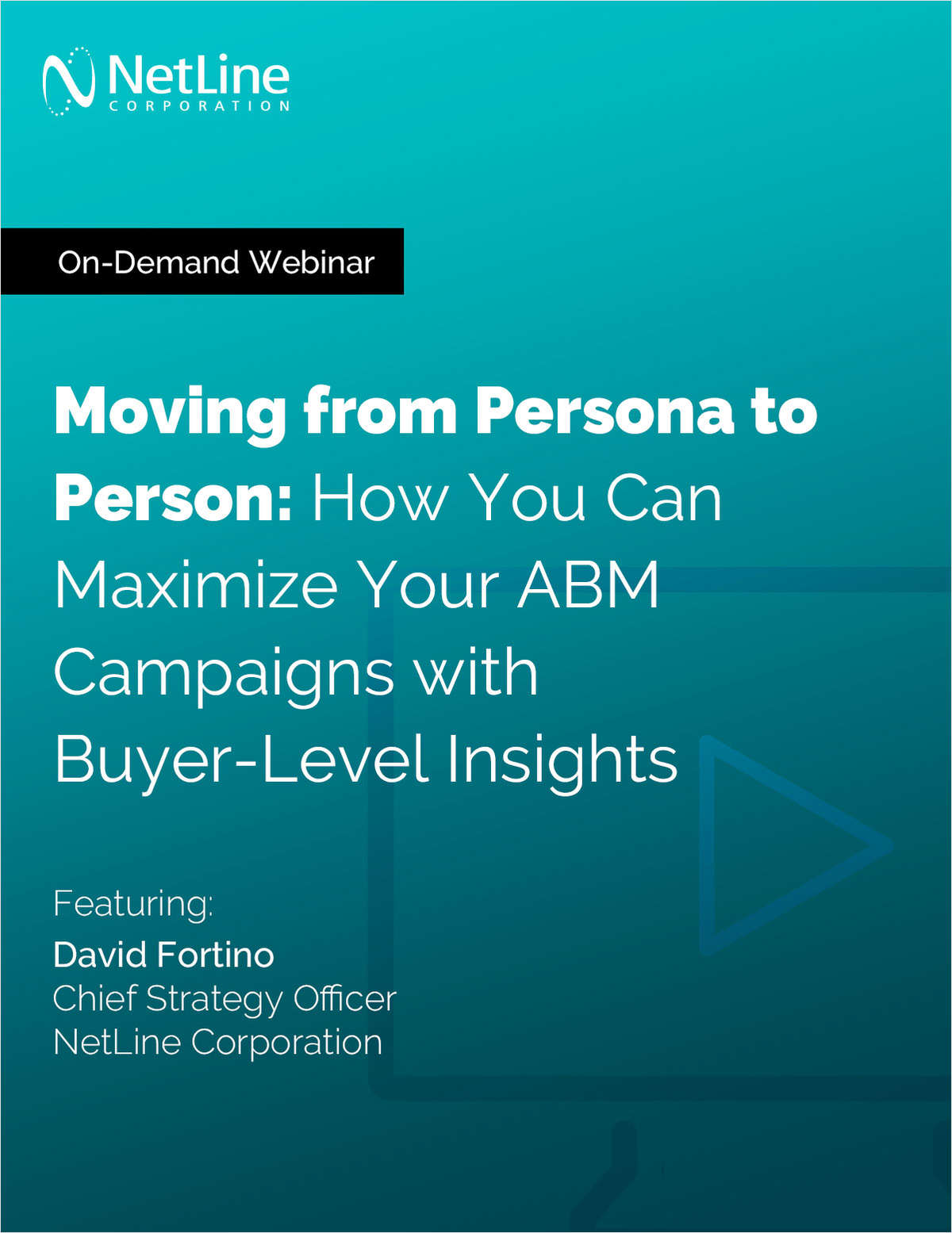Moving from Persona to Person: How You Can Maximize Your ABM Campaigns with Buyer-Level Insights