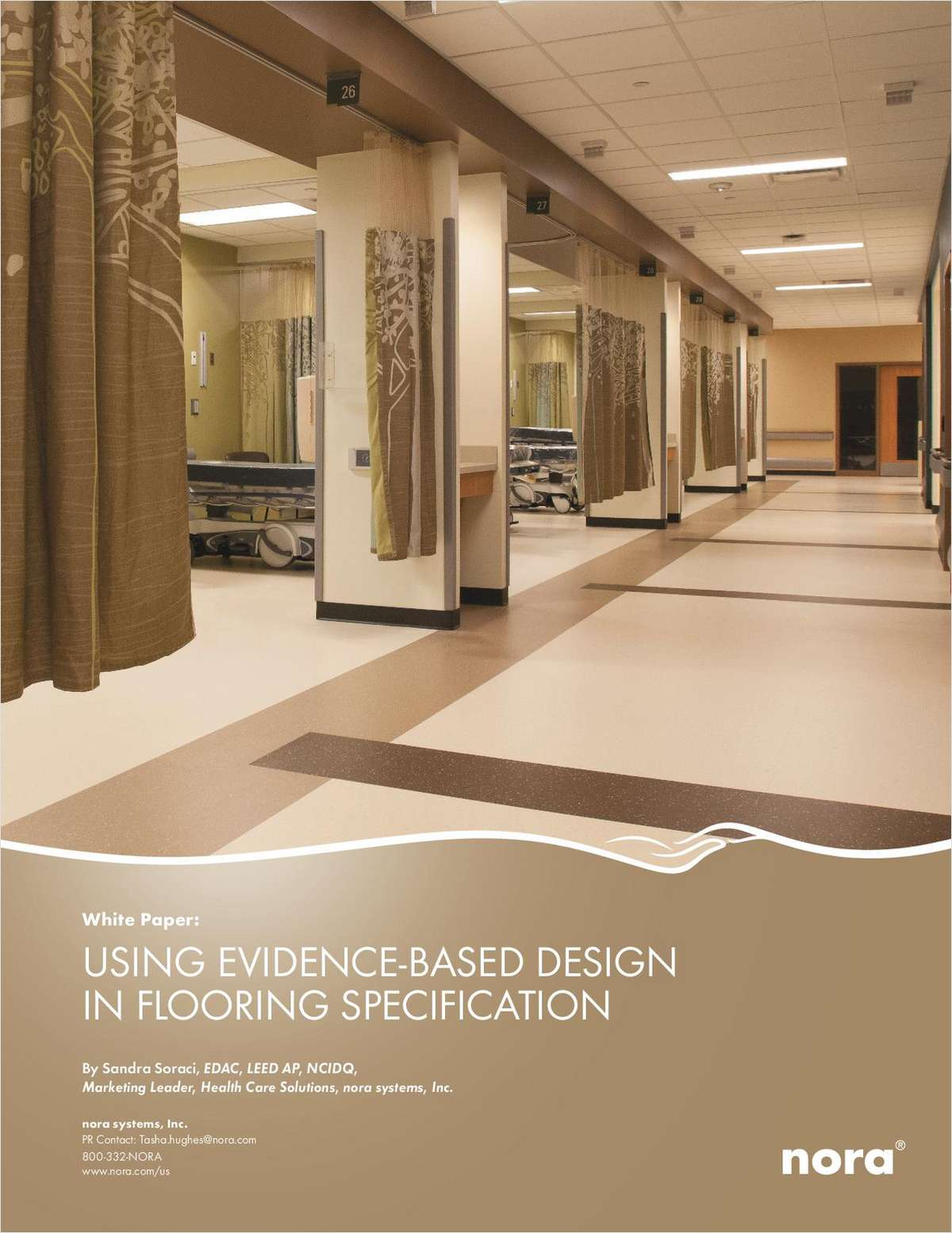 Using Evidence-Based Design in Flooring Specification
