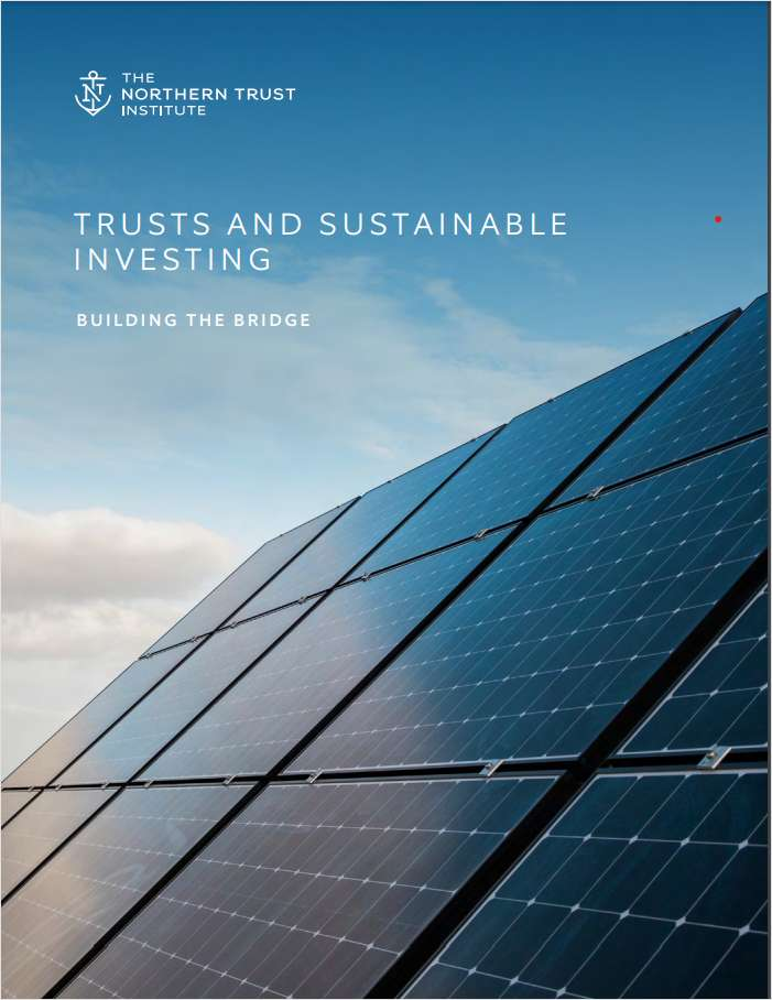Trusts & Sustainable Investing