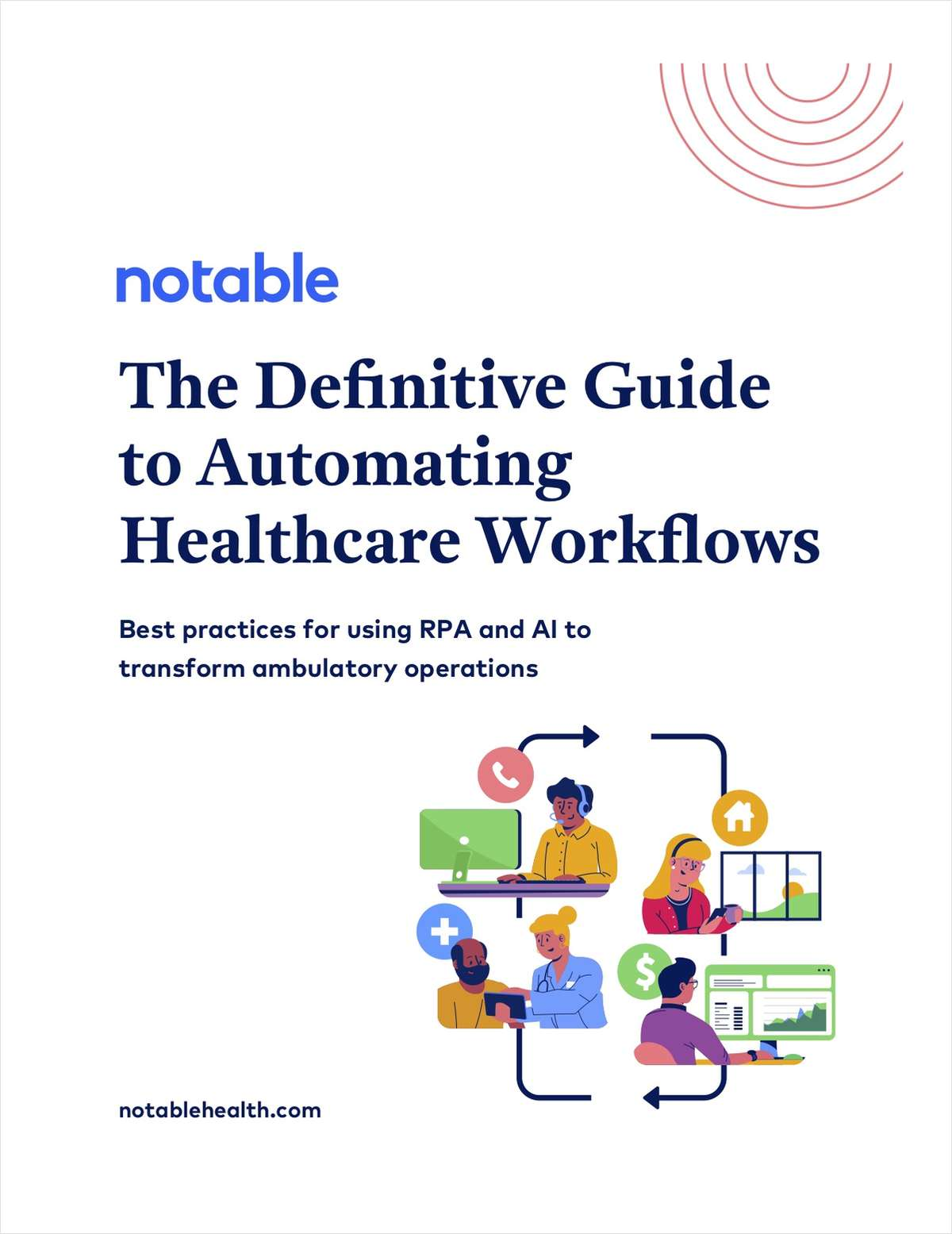 The Definitive Guide to Automating Healthcare Workflows