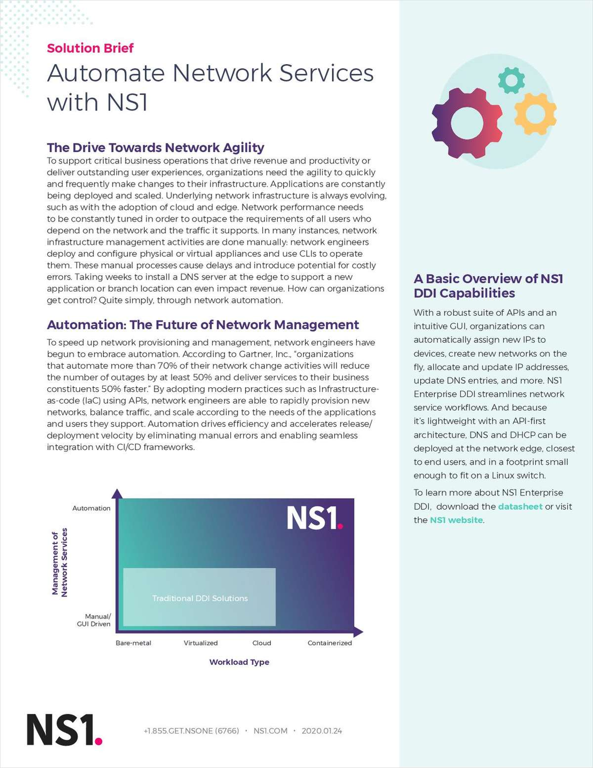 Automate Network Services with NS1