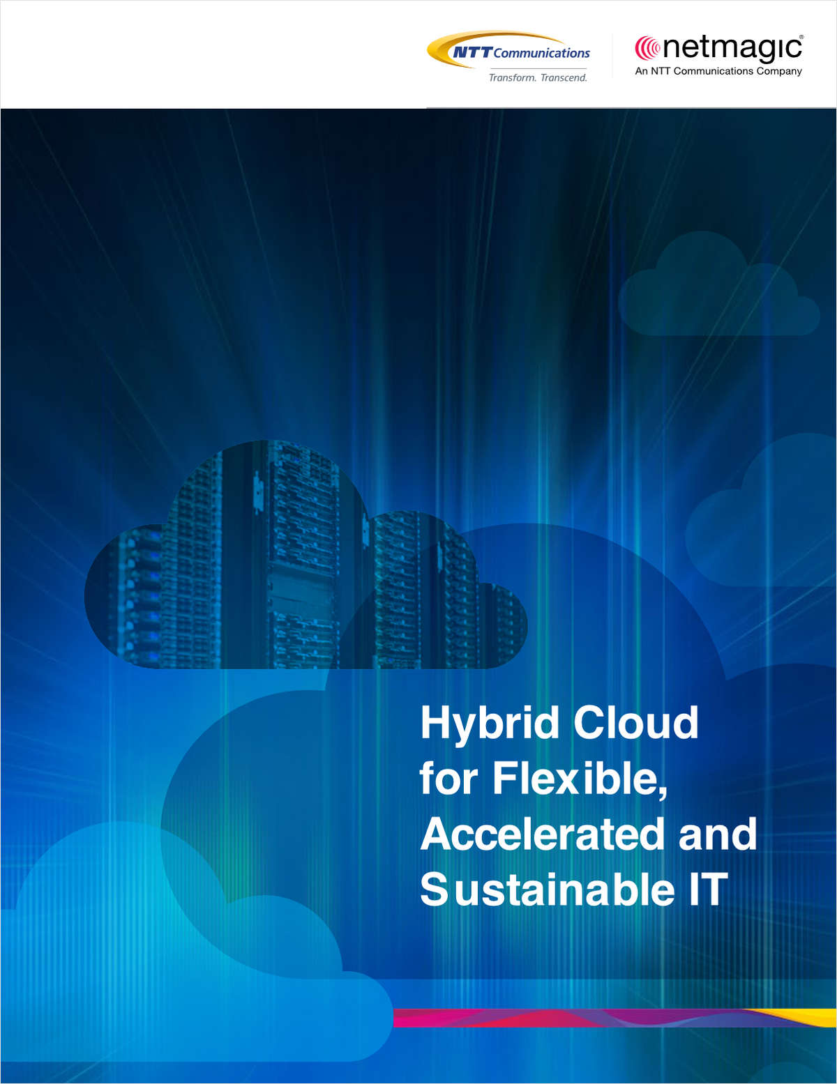 Hybrid Cloud for Flexible, Accelerated and Sustainable IT