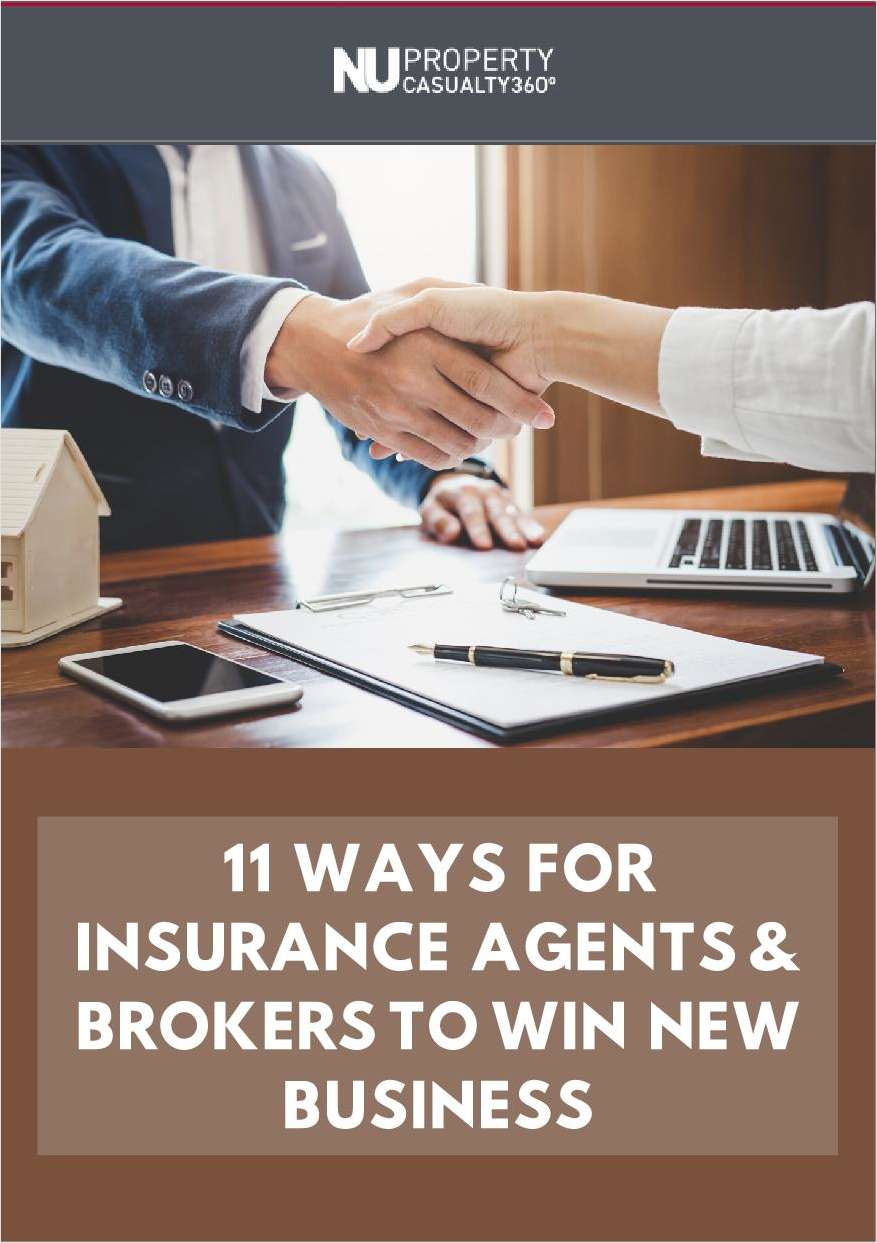 11 Ways for Insurance Agents & Brokers to Win New Business