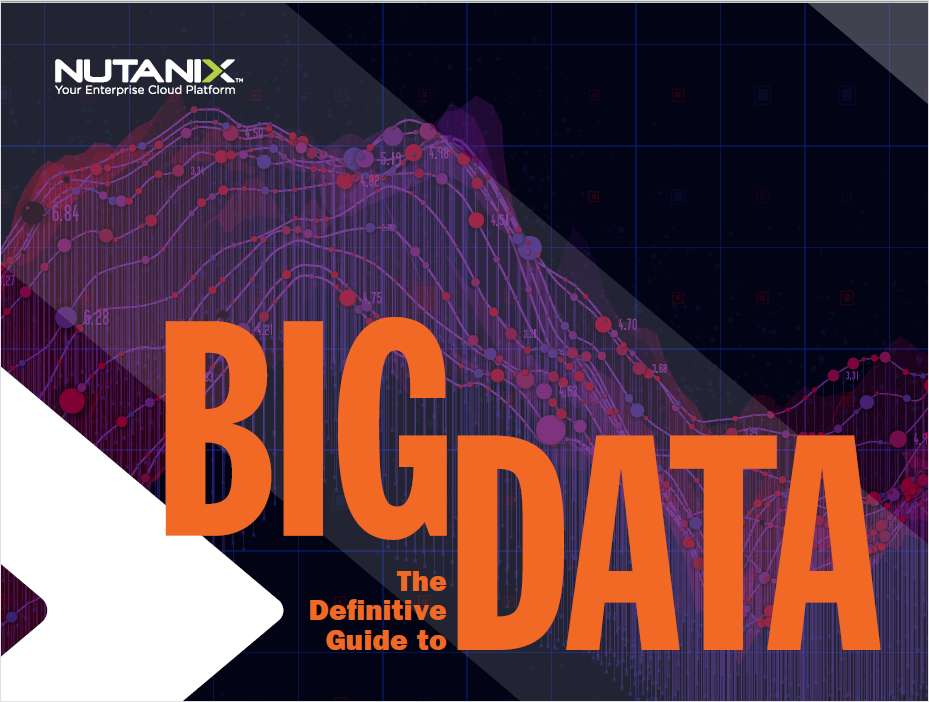 Definitive Guide to Big Data on Hyperconverged Infrastructure