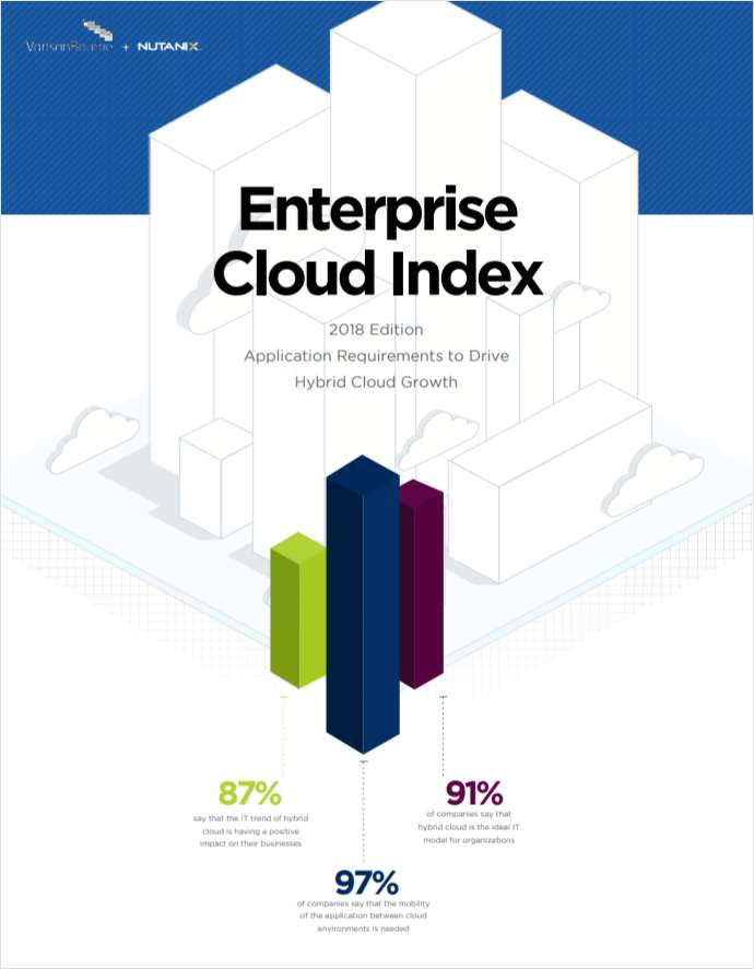 Application Requirements to Drive Hybrid Cloud Growth