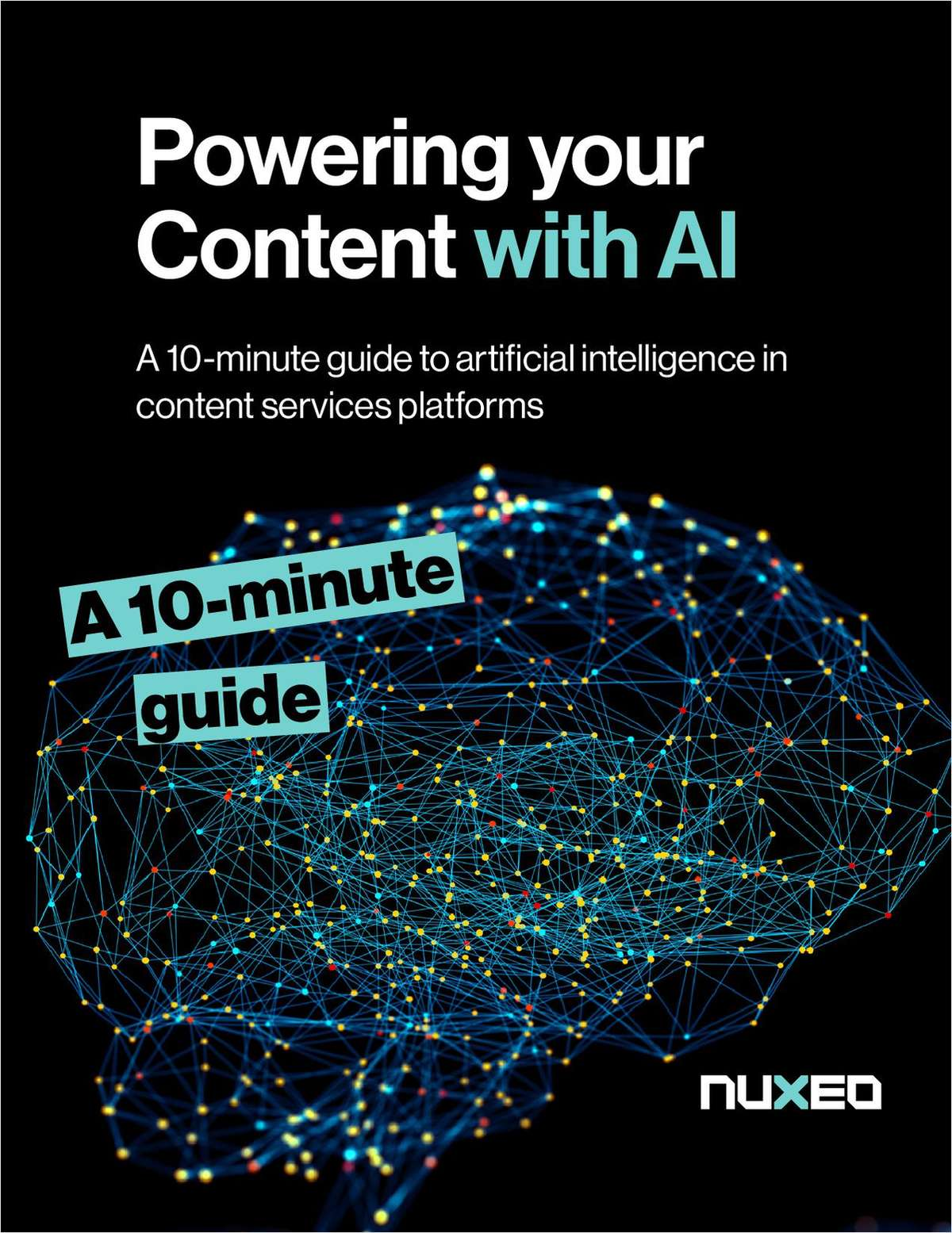 Powering your Content with AI: A 10-minute guide to artificial intelligence in content services platforms