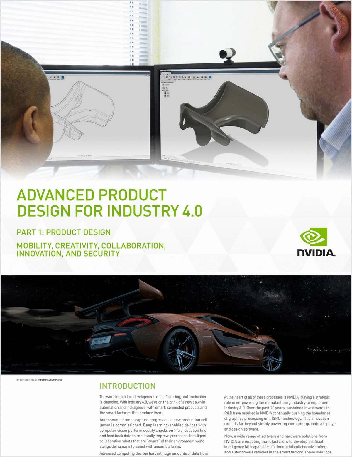 Advanced Product Design for Industry 4.0