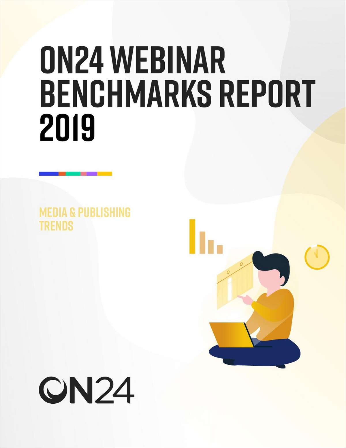 Webinar Benchmarks Report for Media & Publishing 2019