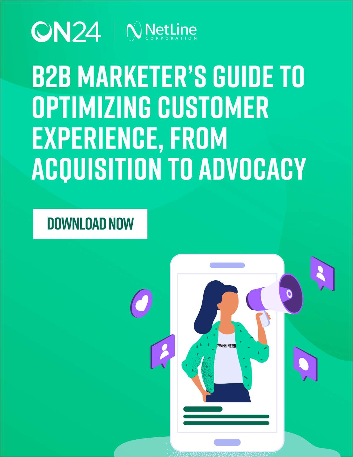 B2B Marketer's Guide to Optimizing Customer Experience, From Acquisition to Advocacy
