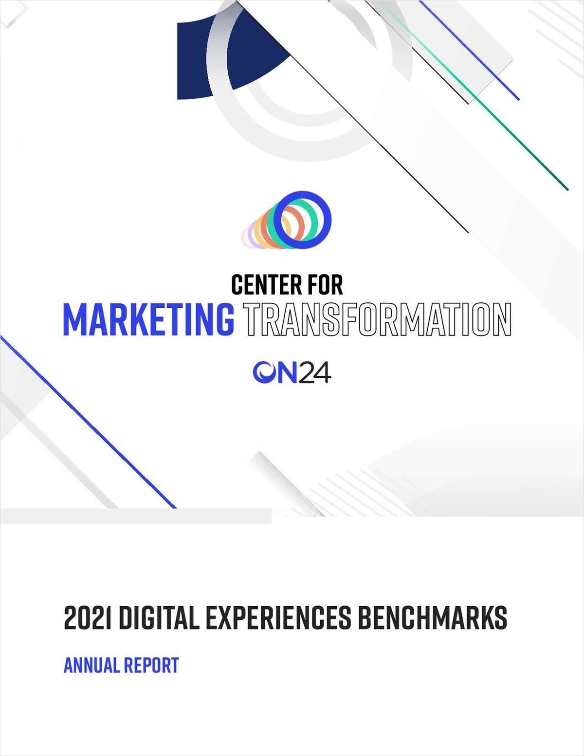 2021 Digital Experiences Benchmarks | Annual Report